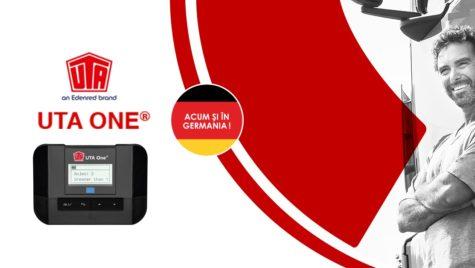 UTA anunță integrarea taxelor de drum din Germania în dispozitivul de bord UTA One®