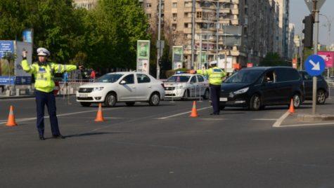 """Restricţii de circulaţie în Bucureşti, pentru procesiunea catolică """"Duminica Floriilor"""""""