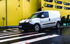 Test Fiat Doblo Cargo 1.3 Mjet 95 CP E6 Business Confort