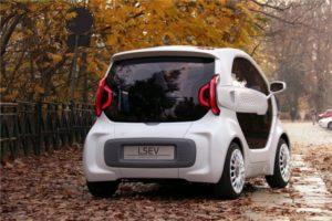 XEV Limited mașini electrice