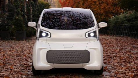 Mașini electrice LSEV printate 3D la 9.000 euro!