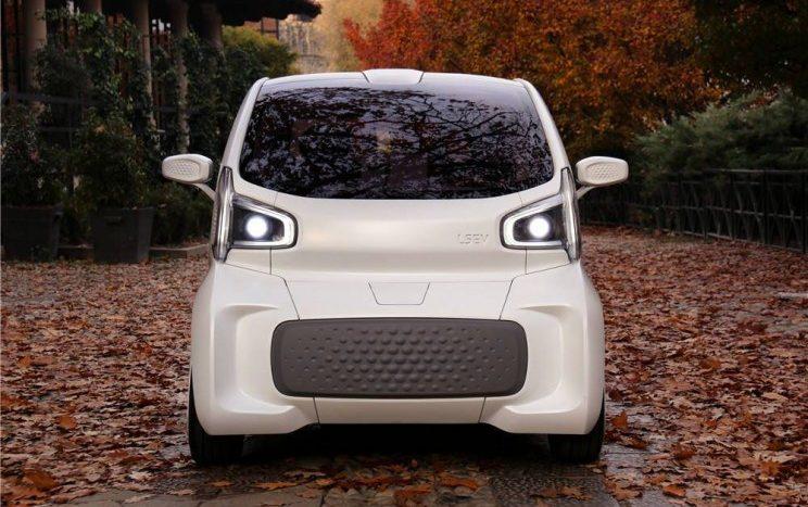 LSEV XEV Limited mașini electrice