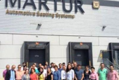 Extinderea fabricii Martur Automotive, cofinantatt prin ajutor de stat