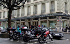 Permisul categoria B, şi pentru motociclete uşoare. Proiect