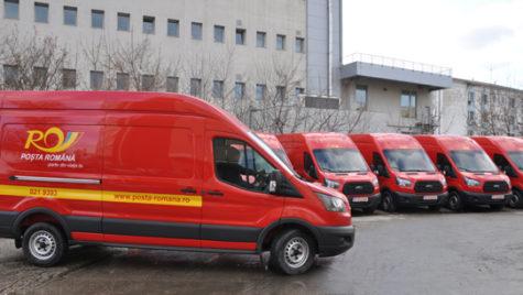 Asirom asigură sutele de maşini din flota Poştei