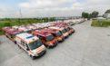 122 de ambulanțe Renault Master pentru IGSU