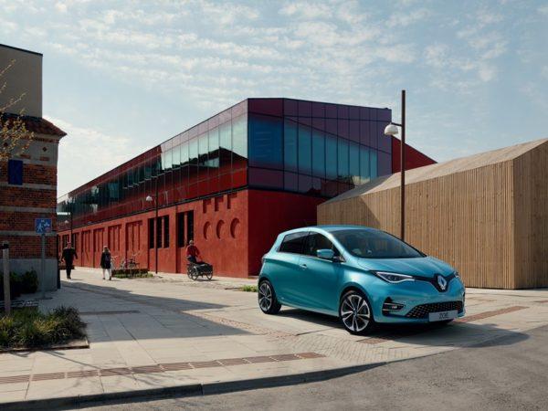 Noul Renault ZOE
