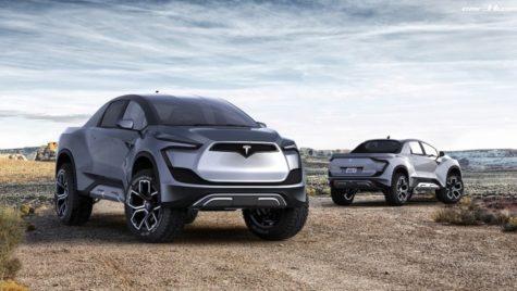 Tesla Pick Up: cele mai recente informații