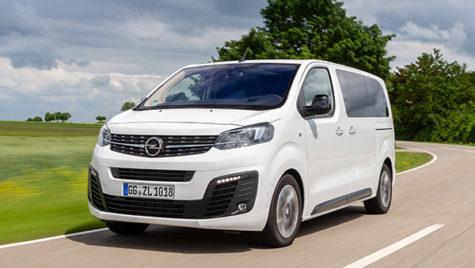 Test Opel Zafira Life