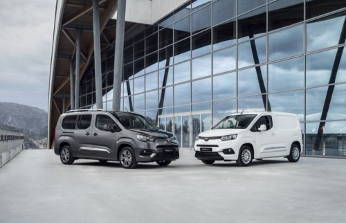 Toyota Professional Proace City