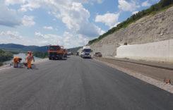 Loturile 3 şi 4 ale Autostrăzii Lugoj-Deva vor fi deschise circulaţiei în 2 săptămâni