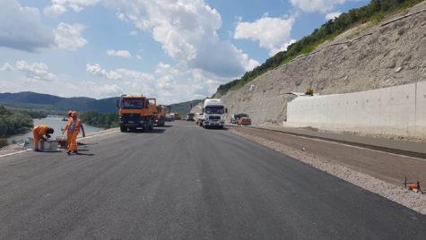 Autostrada Lugoj-Deva. A început expertiza CNAIR pe Lotul 3