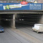 Lucrările de reparaţii la Podul Constanţa sunt realizate noaptea