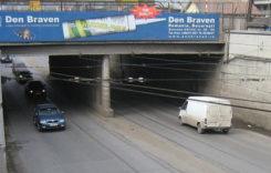 Podul Constanţa intră în reabilitare. Circulaţia auto, pe o singură bandă
