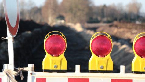 Traficul rutier pe DN 3, închis în localitatea Lehliu