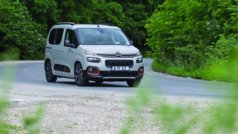 Test Citroen Berlingo 1.5 BlueHDI