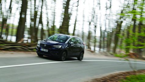 Test Opel Crossland X 1.5 BlueHDI