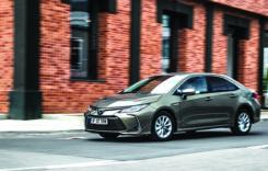 Test Corolla Sedan Hybrid 1.8