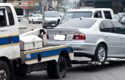 Poliţia Locală din Bucureşti a ridicat primele 7 autovehicule
