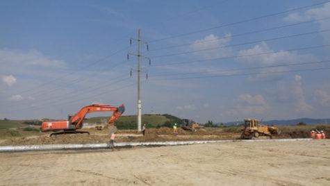 Nici Autostrada A10 Sebeş-Turda nu se simte prea bine