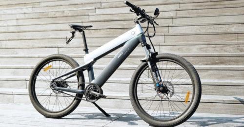 Bicicleta electrică Fuell Fluid (1)