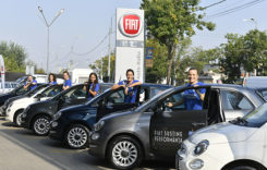 Fiat 500 pentru handbalistele de la CSM București