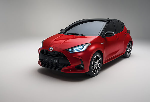 Aceasta este noua Toyota Yaris model 2020!