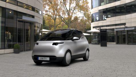 Mașini electrice necunoscute: Uniti One – născut în Suedia, fabricat în Marea Britanie