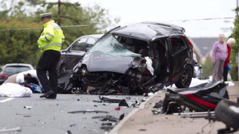 Sancţiuni mai aspre pentru accidentele rutiere mortale. Proiect