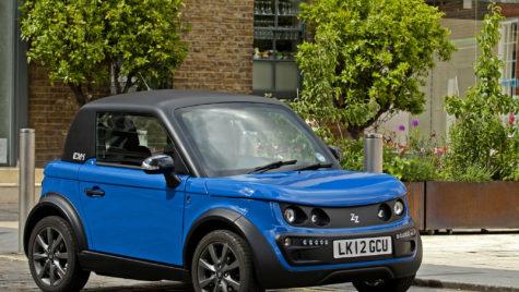 Mașini electrice necunoscute: Tazzari – micromașini din Italia