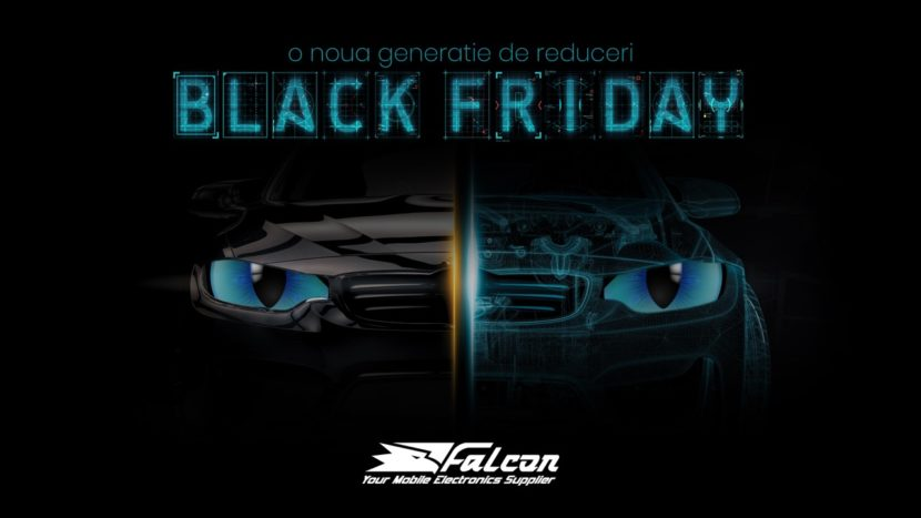 Black Friday Falcon Electronics