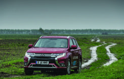 Test Mitsubishi Outlander PHEV