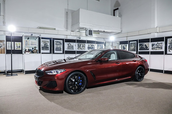BMW Seria 8 Gran Coupe