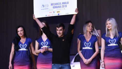 Mecanicul Anului 2019 în România este Endre Juhasz