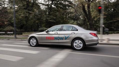 FREE NOW a obţinut aviz tehnic permanent pentru ridesharing de la MTIC