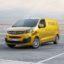 Versiunea electrică a utilitarei Opel Vivaro va fi lansată în 2020