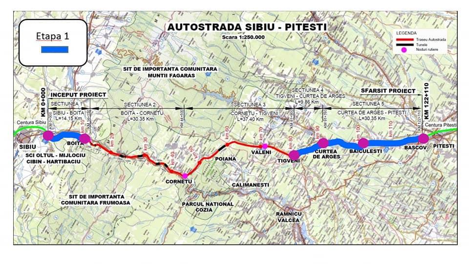Autostrada Sibiu – Piteşti