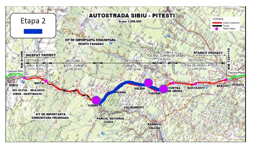Autostrada Sibiu - Piteşti