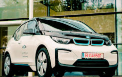Serviciul de car-sharing Spark România adaugă în flotă modelul BMW i3