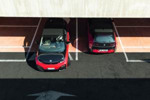 BMW i3 vs BMW i3