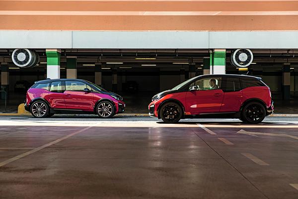 BMW i3s vs BMW i3s