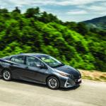 Test drive Toyota Prius PHV