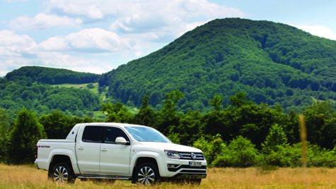 Test drive Volkswagen Amarok 3.0 TDI 258 CP Aventura