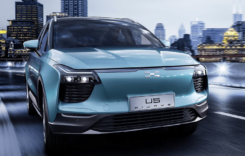 Aiways U5, SUV electric la 35.000 euro în Europa