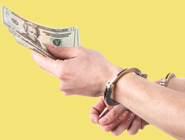 corupţia