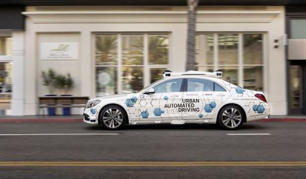 maşini autonome