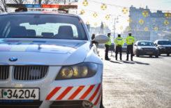Trafic rutier restricţionat în Capitală în zilele de 21 şi 22 decembrie