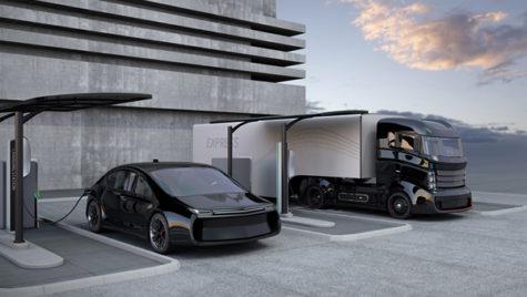 """Watto va dezvolta o reţea de """"benzinării"""" 100% electrice"""