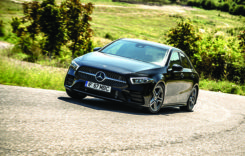 Test drive Mercedes-Benz A 180 d 7G-DCT Sedan