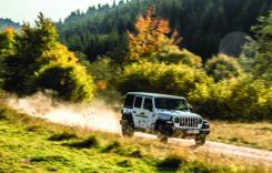 Jeep Wrangler EV va accelera până la 100 km/h în 6 secunde